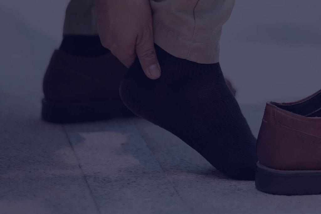 Treat Plantar Fasciitis At Home With Socks