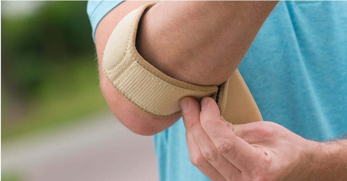 Types of Tennis Elbow Braces