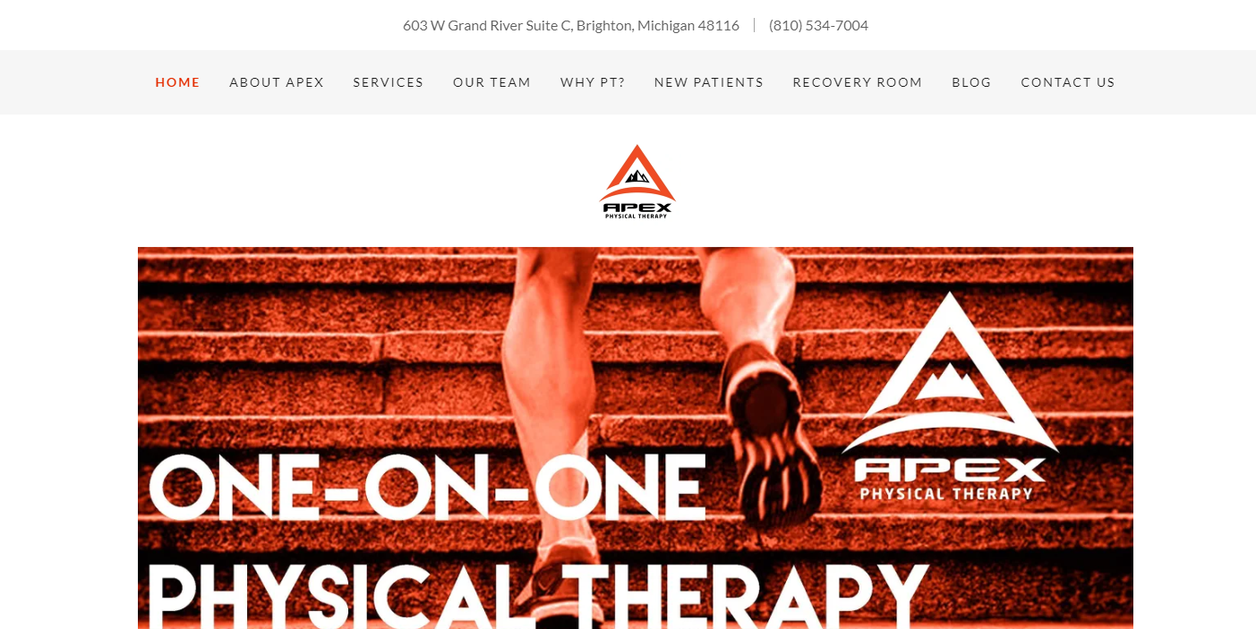 Apex Physical Therapy Physical Therapy, Physical Therapist