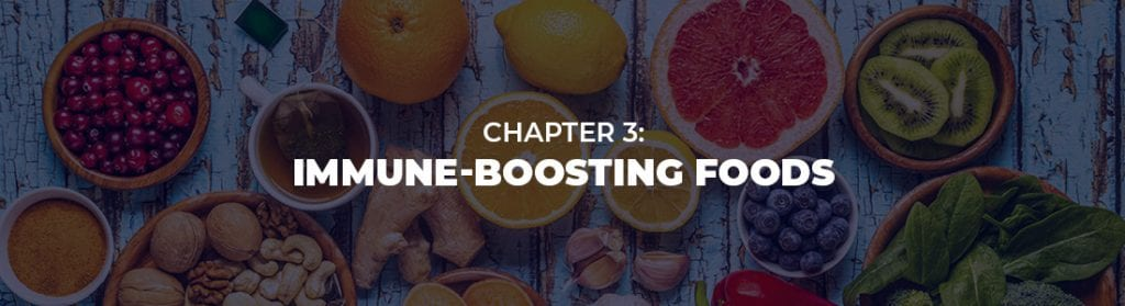 Chapter 3 Immune Boosting Foods