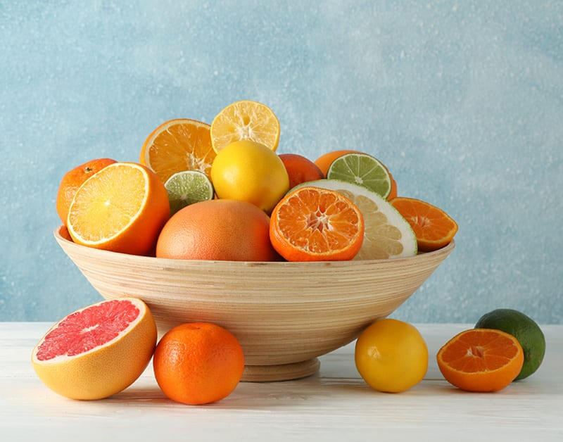 Citrus Is An Immune Boosting Food