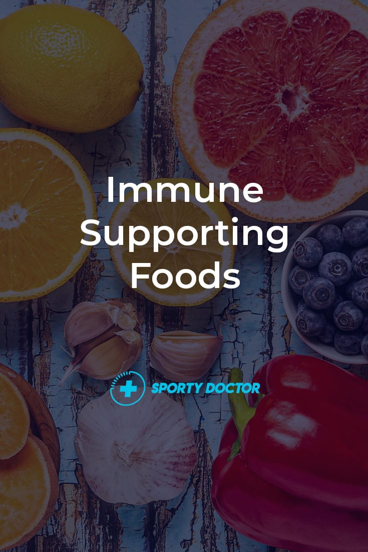 Immune Supporting Foods