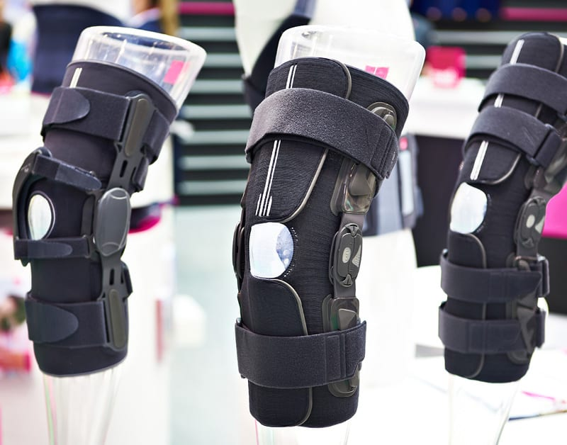 Osteoporosis Knee Brace