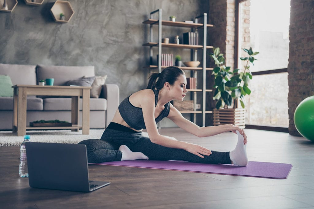 Physical Therapy Exercises In Living Room