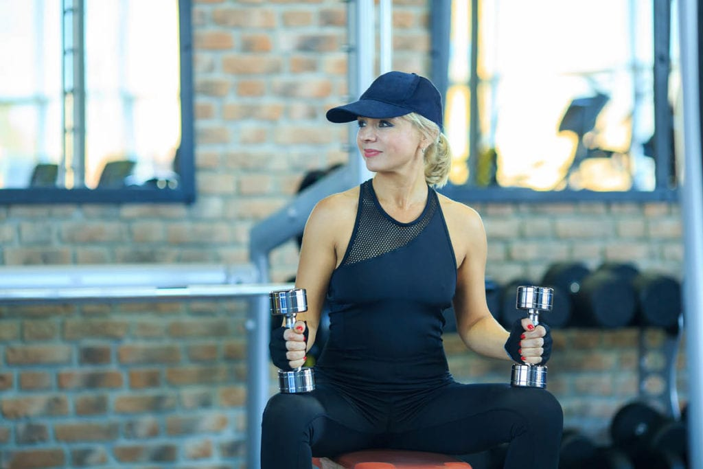 Strength Training For Women Over 50 Featured